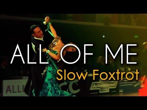 SLOW FOXTROT | Swing Forward - All Of Me (Dj Ice Remix) (29 BPM)