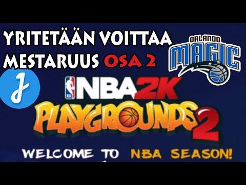 Pellaillaan NBA 2K Playgrounds 2 (NSW) ep 2: Jäädäänkö runkosarjaan | janne_vuan feat. Mambo