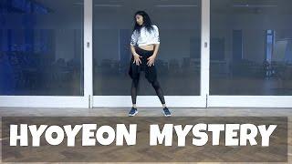 Hyoyeon (효연) Mystery (미스테리) - dance cover