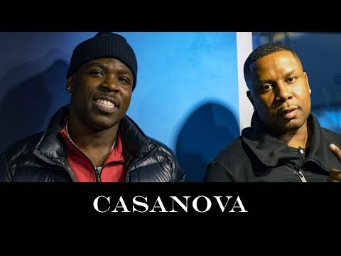 Casanova on Diss Track, being blood and JAY Z