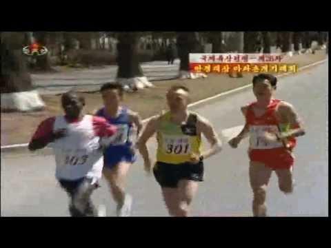 Pyongyang Marathon 2013
