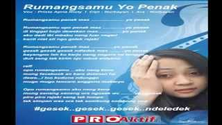 "Rumangsamu Yo Penak ""Lagu terbaru Prista Apria Risty"""