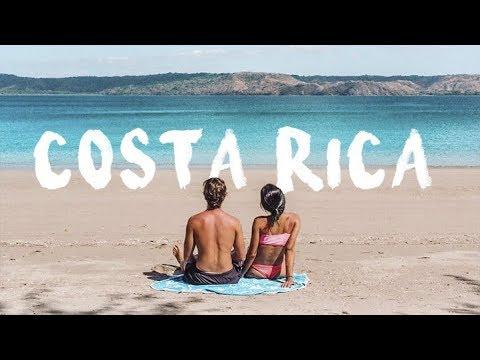 UMA VIAGEM DE CARRO PELA COSTA RICA
