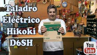 Taladro Eléctrico sin Percusión Hikoki D6SH ⚒️ Hikokipedia