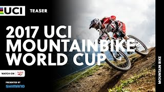 2017 UCI Mountain bike World Cup presented by Shimano