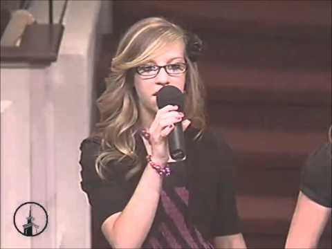 What About His Grace - FBC Youth Girl's Trio
