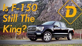 The 2021 Ford F-150 Packs New Tech and Useful Touches To Stay King Of The Hill.