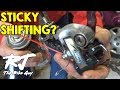 How To Diagnose Repair Stiff Sticky Shifting On A Bike mp3