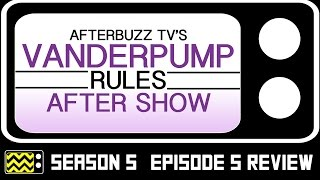 """Hosts discuss Vanderpump Rules for the episode """"Cold Feet."""" Comment Below! AFTERBUZZ TV — Vanderpump Rules edition, is a weekly """"after show"""" for fans ..."""