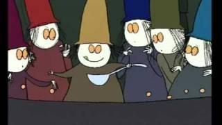 zes heksen - sesamstraat lied