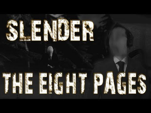 Slender: The Eight Pages | LOST IN THE WOODS
