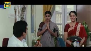 Jayalalitha Come To Meet Mukesh Rishi || Adhipathi || Mohan Babu, Nagarjuna,Soundharya