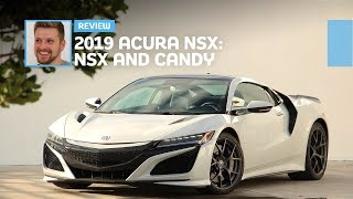 2019 Acura NSX: NSX And Candy