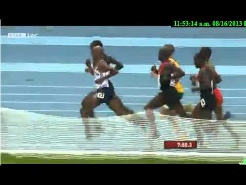 Moscow - Mo Farah - 5000M - Final -  IAAF World Championships