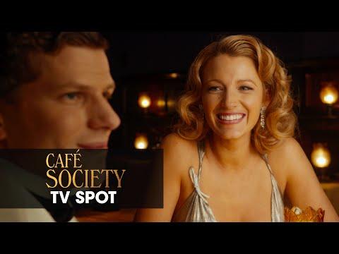 Café Society (Woody Allen 2016 Movie) Official TV Spot – 'Charming'