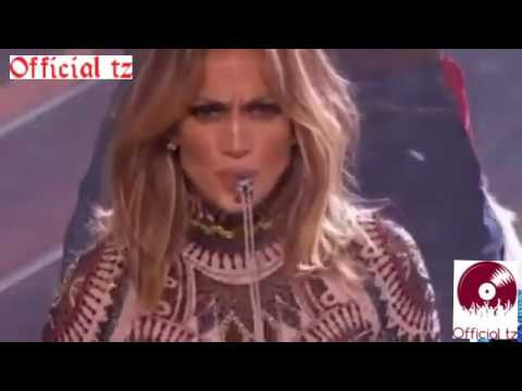 Jennifer Lopez Opening show 1 (AMA) American Music Awards 2015