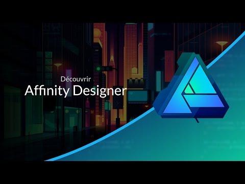 Tutoriel Affinity Designer : Affinity Designer