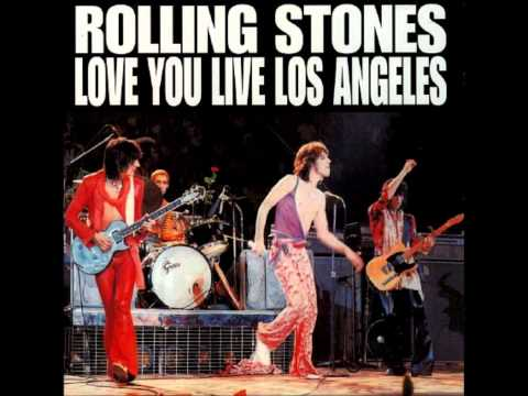 Rolling Stones   L A  Friday 1975 American Tour