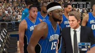 NBA 2K17 Kariera PL s3 odc. 2- Indiana Pacers to dobry pomysł? ;)