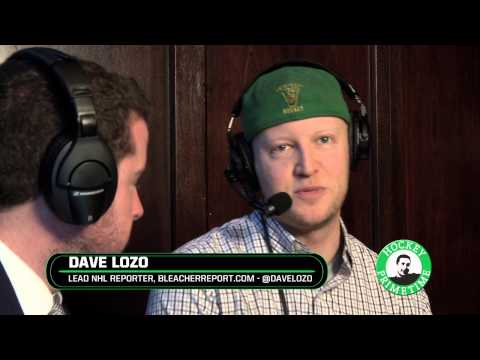 Hockey Primetime with Conor McKenna | Dave Lozo (Bleacher Report) on 3/21/2015