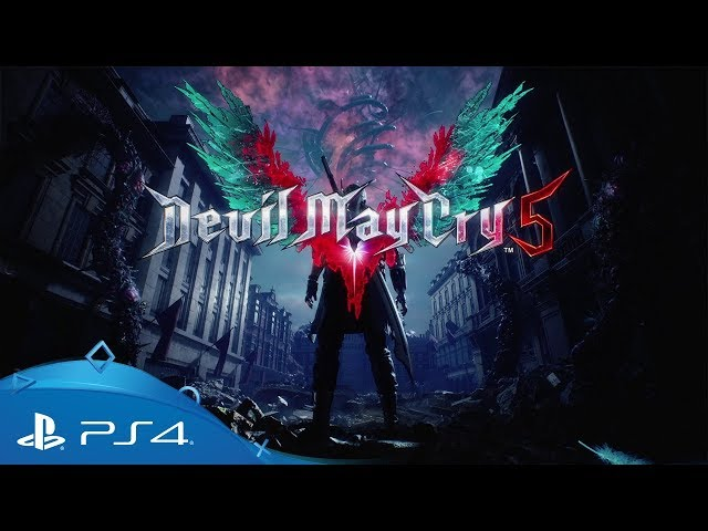 Devil May Cry 5 | The Story So Far... | PS4