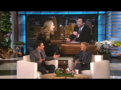Thumbnail: Jimmy Fallon on His Date with Nicole Kidman