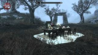 The Elder Scrolls 5: Skyrim. Видеообзор