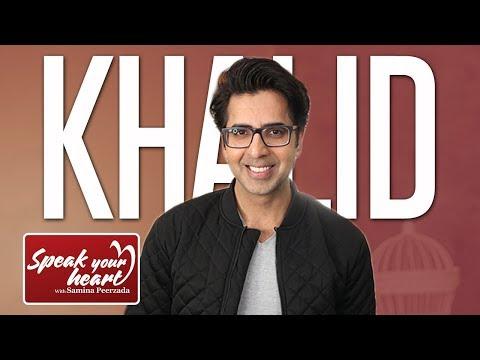 Khalid Malik On Speak Your Heart With Samina Peerzada