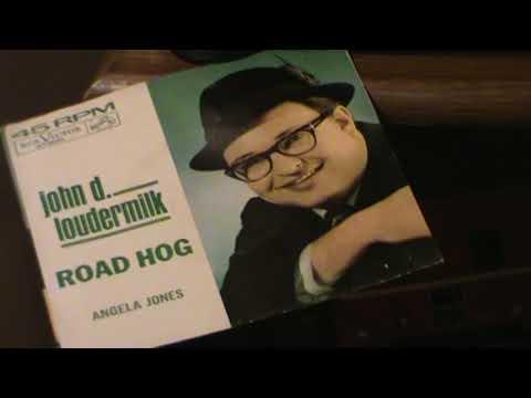 ROAD HOG / John D. Loudermilk  ...*(1963