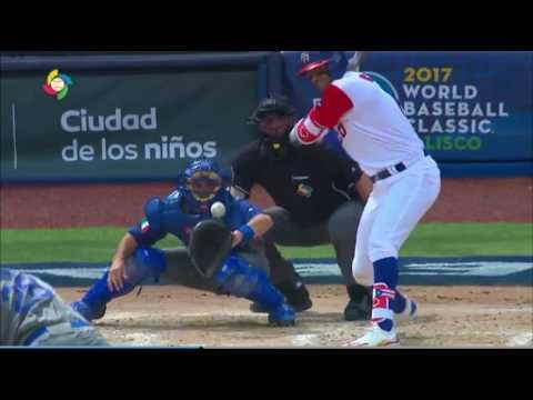 WBC: Carlos Correa 3-run Home Run