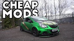 Top 10 Cheap Car Mods