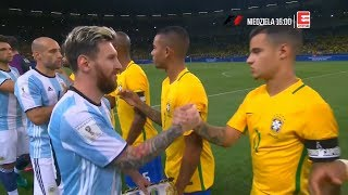 Philippe Coutinho vs Argentina (Home) 2016-17 HD