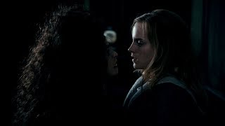 Harry Potter and the Deathly Hallows Part 1 ( Bellatrix Tortures Hermione ) Thumb