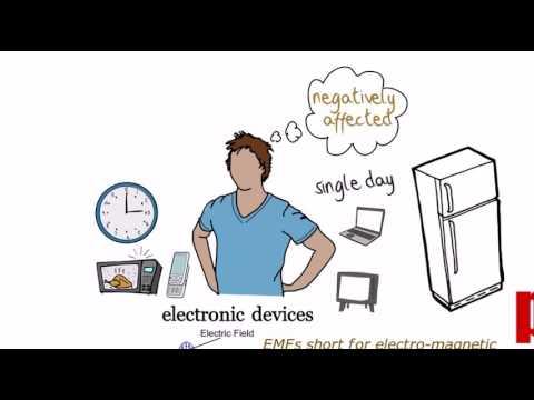 IAM Scalar Energy Pendant