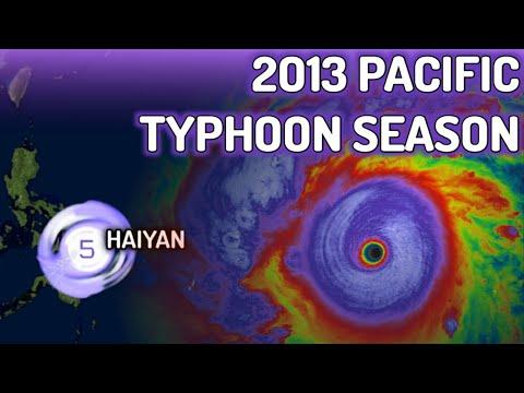 2013 Pacific Typhoon