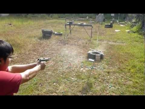 เกราะกันกระสุน ทดสอบ ปืนสั้น ตอน 2 / D.I.Y Armor Plate 02