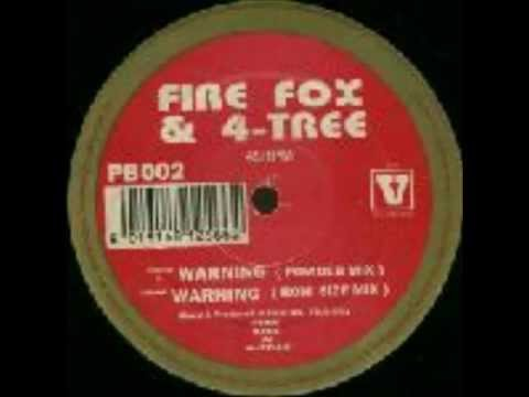 Firefox & 4-Tree - Warning