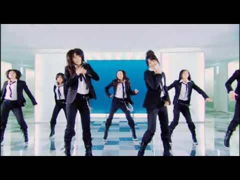 Japanese pop FOREVER LOVE Dance Shot