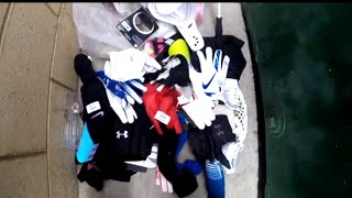 Dumpster Diving- So Many Kids Need what Corporate Stores Destroy