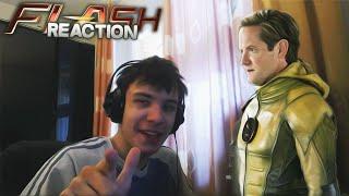 "Reaction | 11 серия 2 сезона ""The Flash/Флэш"""