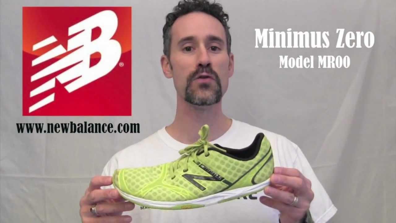 New Balance minimus mr00v2 chaussures de course examen