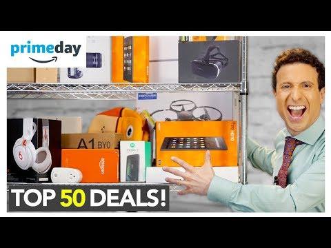 Best Amazon Prime Day 2018 Deals (Top 50!)