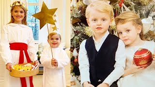 Christmas 2018 update with Royal Family Channel