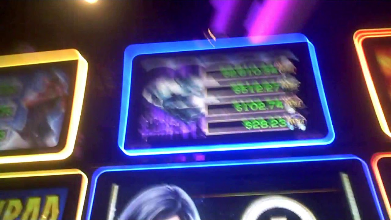 Shadow Diamond Slot Machine