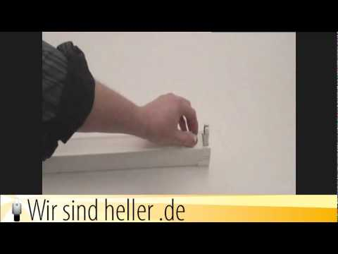 wir sind heller t8 led r hren austausch entfernen des starters youtube. Black Bedroom Furniture Sets. Home Design Ideas