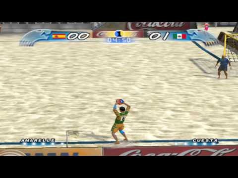 Pro Beach Soccer Gameplay [HD]
