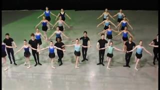 Cincinnati Ballet Summer Intensive Performance