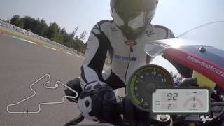 GoPro: Dylan Gray Track Preview MotoGP BRNO, Czech Republic Round 10
