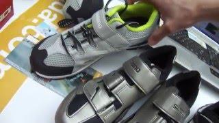 видео Как выбрать велообувь для контактых педалей