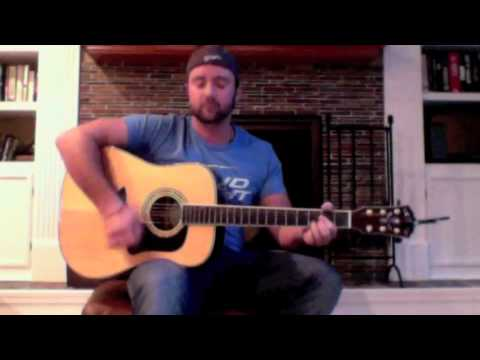 Lee Brice - She Ain't Right Acoustic Cover